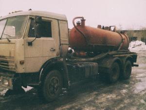 Услуги илососа в Тюмени
