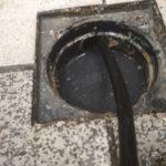 Устранение засора,Прочистка канализации